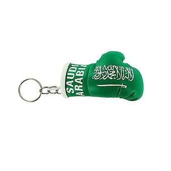 Cle Cles nøgle flag Saudi-Arabien handske handske