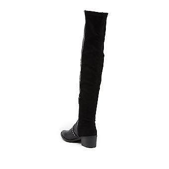Report Signature Womens Zaria Pointed Toe Over Knee Fashion Boots