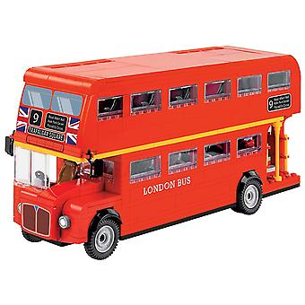 Action Town 135 London Bus Construction Toy