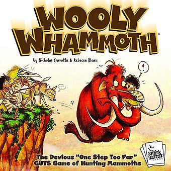 لعبة بطاقة Whammoth وامي