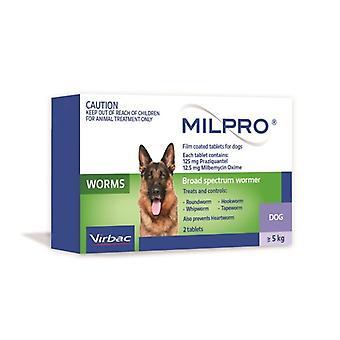 Milpro Dog 2's (5kg-25kg)
