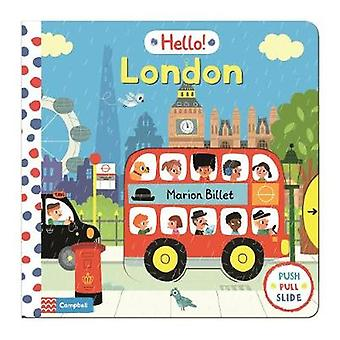 Hello London by Marion Billet