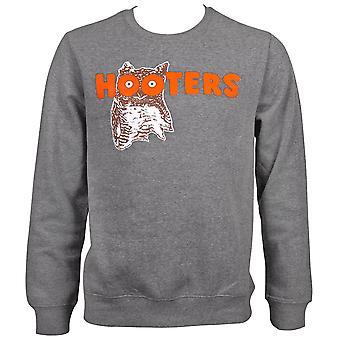 Hooters Grey Crewneck Sweatshirt