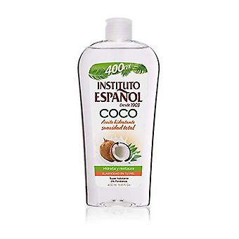 Moisturising Oil Coco Instituto Español (400 ml)
