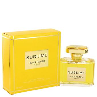 Sublime Eau De Parfum Spray By Jean Patou   499849 75 ml