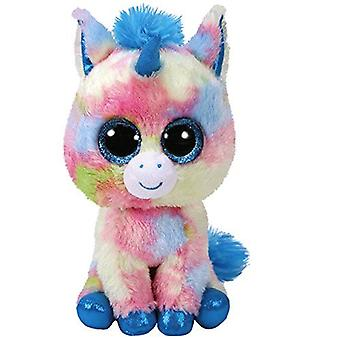 Beanie Boo Ty Blitz Unicorn 15cm Kids Toy