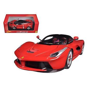 Ferrari Laferrari F70 Hybrid Red 1/18 Diecast Car Model par Hotwheels