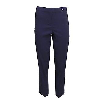 ROBELL Robell Navy Trouser Bella 51568 5499 69