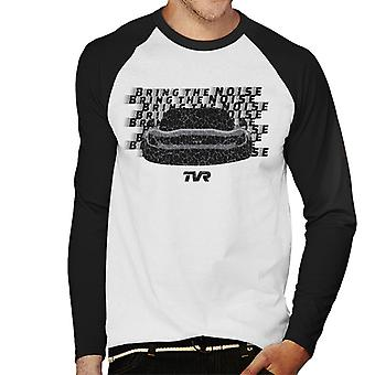 TVR Bring The Noise Men's Baseball Long Sleeved T-Shirt