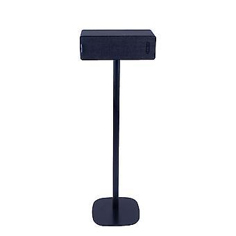 Vebos Floor stand IKEA Symfonisk vaaka suora musta