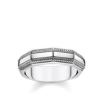 Thomas Sabo Angular Band Ring