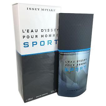 L & #039; eau d & #039; issey pour homme urheilu issey miyake 3,3 oz eau de toilette spray