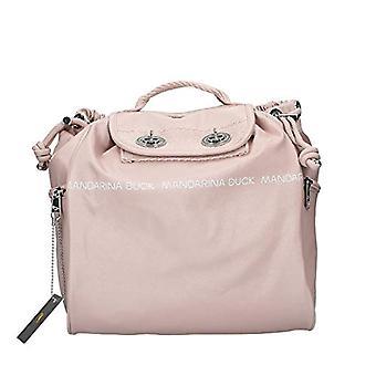 Mandarin duck Utility Strap Backpack Pink Woman (Rose Metal) 145x28x25 cm (W x H x L)
