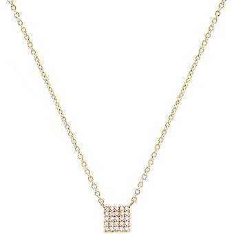 Necklace and pendant Go Mademoiselle Jewelry 604008 -