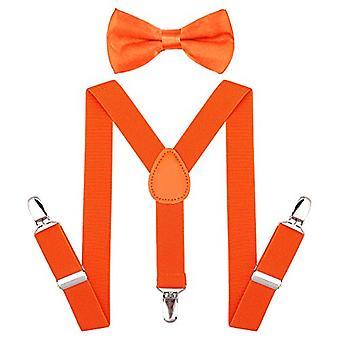 AWAYTR Child Kids, Fluorescent Orange, Size 25Inches (5 Months to 6 Years