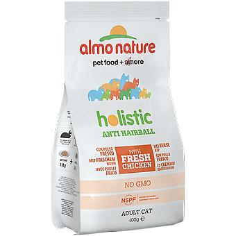 Almo nature Cat Functional Dry Antihairball Pollo y Arroz (Cats , Cat Food , Dry Food)