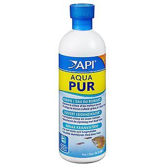 API Aqua Pur 473 мл Fr/Nl/Sw (рыба, обслуживание, содержание воды)