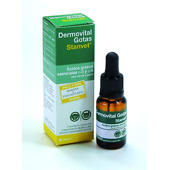 Stanvet Dermovital Drops (Dogs , Cats , Supplements , Supplements)