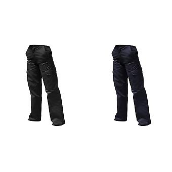 Warrior Womens/Ladies Cargo Workwear Trousers