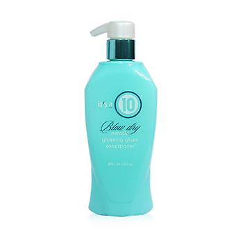 It's A 10 Blow Dry Miracle Glossing Glaze Conditioner 295.7ml/10oz