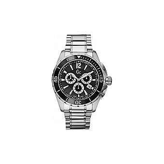 Guess men's Chronograph Watch quartz men with stainless steel strap X76008G2S