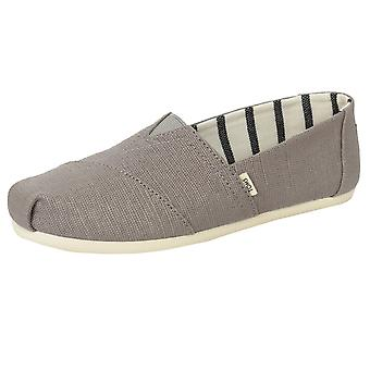 Toms women's morning dove classic heritage canvas shoes