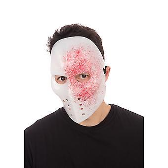Bristol Neuheit Unisex Erwachsene Slasher Blut Spray Halloween Maske