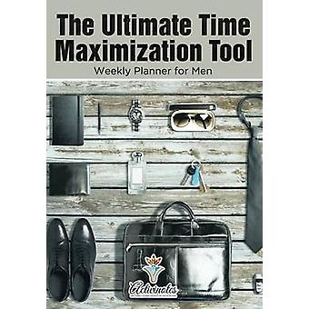 The Ultimate Time Maximization Tool  Weekly Planner for Men by Activinotes