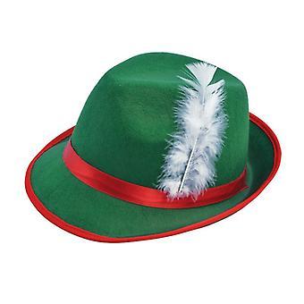 Tiroolse vilt hoed