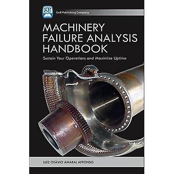 Machinery Failure Analysis Handbookk Sustain Your Operations and Maximize Uptime by Affonso & Luiz Otavio Amaral