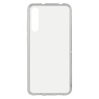 Mobiele cover Huawei P20 Pro KSIX Flex Transparant
