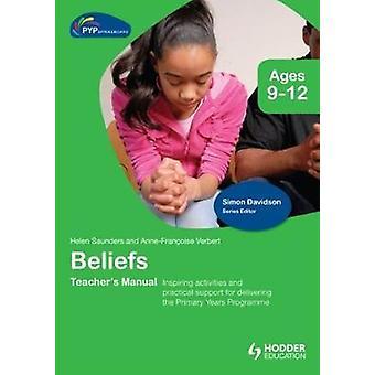 PYP Springboard Teacher's Manual -Beliefs by Helen Saunders - 97814441