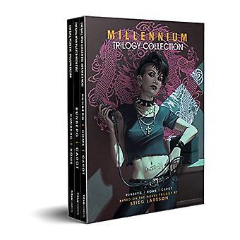 Millennium Trilogy Boxed Set sylvain Runberg - 9781785868801 Kirja