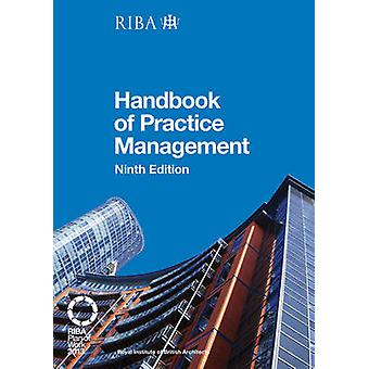 Architect's Handbook of Practice Management (9th Revised edition) by
