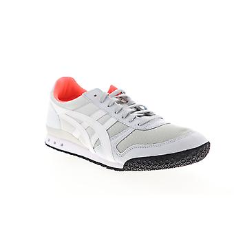Onitsuka Tiger Ultimate 81  Womens Gray Mesh Low Top Sneakers Shoes
