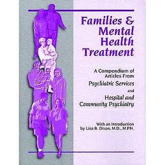 Famílias e tratamento de Saúde Mental - um compêndio de artigos de P