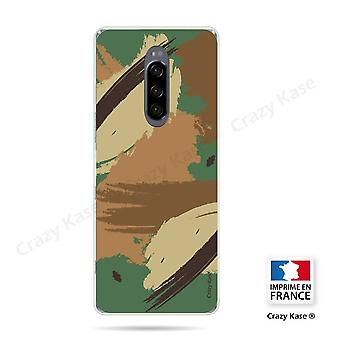 Hull For Sony Xperia 1 Soft Camouflage