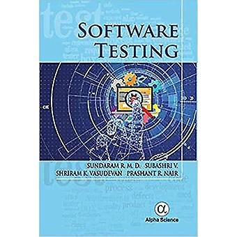 Software Testing by R. M. D. Sundaram - 9781783324026 Book