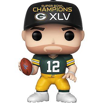 NFL Packers Aaron Rodgers SB Champions XLV Pop! Vinyl