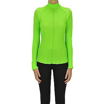 Acne Studios Ezgl151052 Women's Green Polyester Sweater