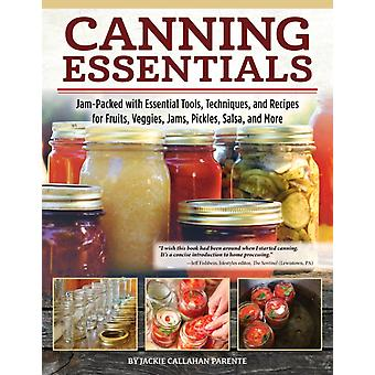 Canning Essentials by Jackie Callahan Parente