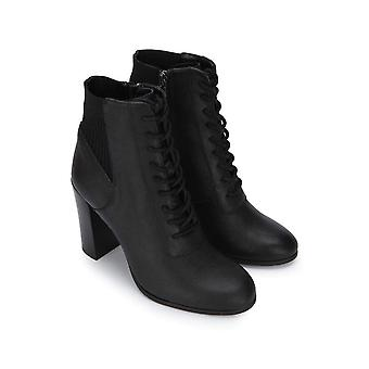 Kenneth Cole New York Women's Justin Lace Up Bootie Fashion Boot