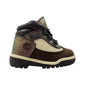 Timberland Field Boot Hex Brown 40838 Grade-School