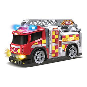 Fire Engine CYP Teamsterz LED Rood