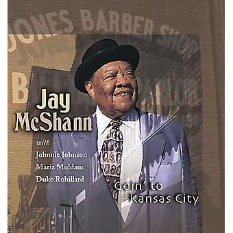 Jay McShann - Goin to Kansas City [CD] USA import