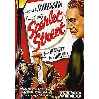 Scarlet Street (1945) [DVD] USA import