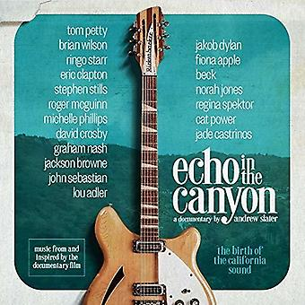 Echo In The Canyon (Original Motion Picture Sound) [CD] USA import