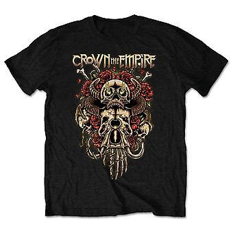 Crown Empire Sacrifice Officielle Tee T-Shirt Herre Unisex
