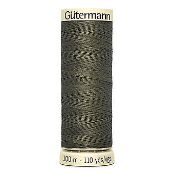 Gutermann Sew-all 100% Polyester Thread 100m Hand and Machine Colour Code  - 676