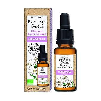 ORGANIC menopause 20 ml of floral elixir